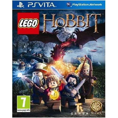 LEGO The Hobbit PS Vita Game