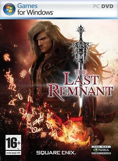Last Remnant PC Game