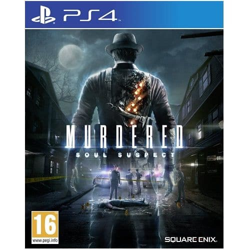 Murdered Soul Suspect PS4 Game