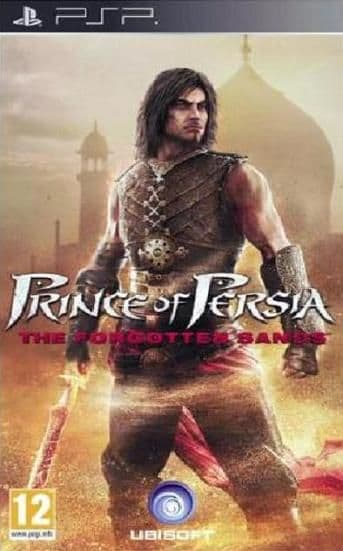 Prince of Persia The Forgotten Sands [Essentials] PSP Game