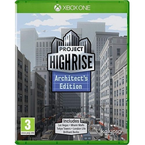 Project Highrise Architects Edition Xbox One Game | Gamereload