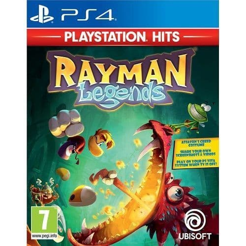 Rayman Legends PlayStation Hits PS4 Game