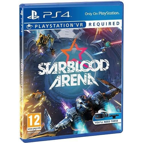 Starblood Arena [PSVR required] PS4 Game