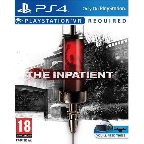 The Inpatient [PSVR required] PS4 Game