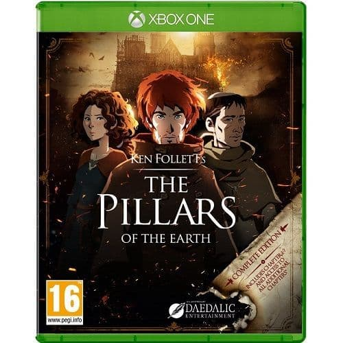 The Pillars of the Earth Xbox One Game