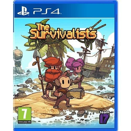The Survivalists PS4 Game