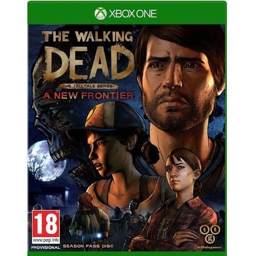 The Walking Dead New Frontier Xbox One Game | Gamereload