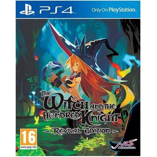 The Witch & the Hundred Knight Revival Edition PS4 Game