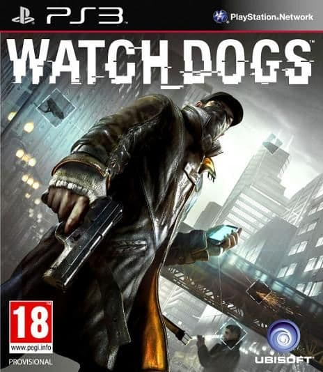 Watch Dogs PS3 Game
