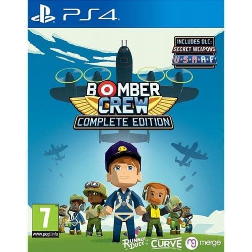 Bomber Crew Complete Edition PS4 Game