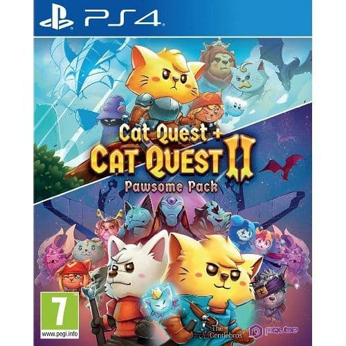 Cat Quest 2 PS4 Game