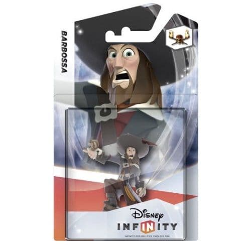 Disney Infinity Pirates Of The Caribbean Barbossa