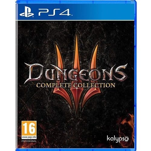 Dungeons 3 Complete Collection PS4 Game