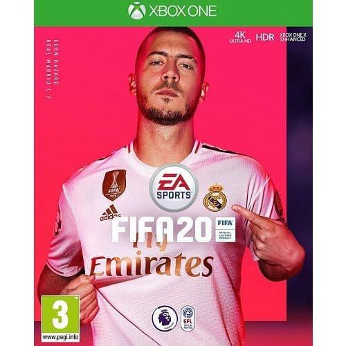 FIFA 20 Xbox One Game   Gamereload