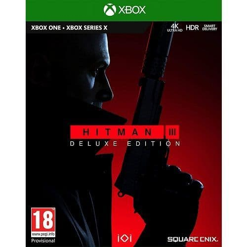 Hitman 3 Deluxe Edition Xbox One Game