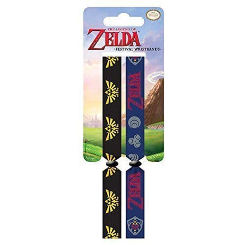 LEGEND of ZELDA Festival Wristbands