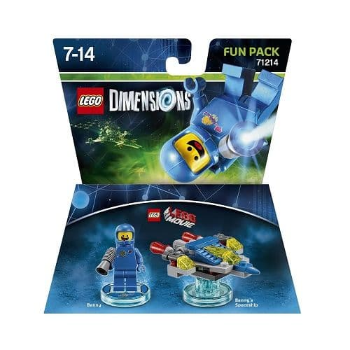 LEGO Dimensions Fun Pack Lego Movie Benny