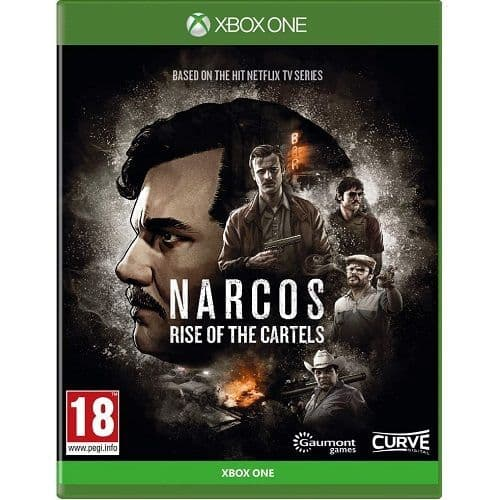 Narcos Rise of The Cartels Xbox One Game