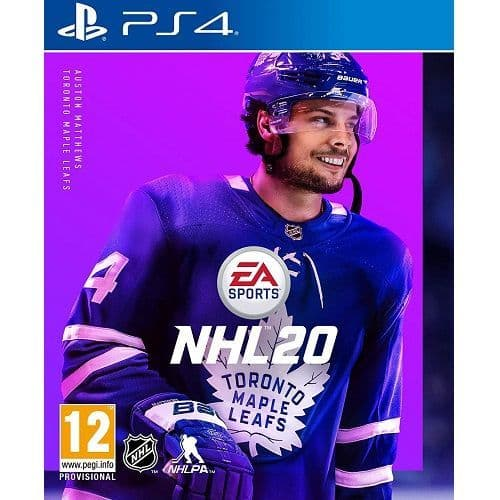 NHL 20 PS4 Game