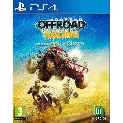 Offroad Racing PS4 Game