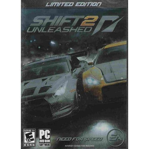 SHIFT 2 Unleashed PC Game