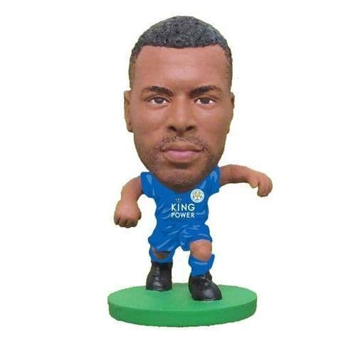 Soccerstarz Leicester Wes Morgan (Classic) Home Kit