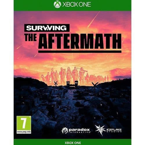 Surviving The Aftermath Xbox One Game