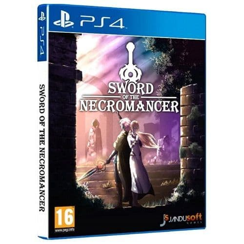 Sword of The Necromancer PS4 Game