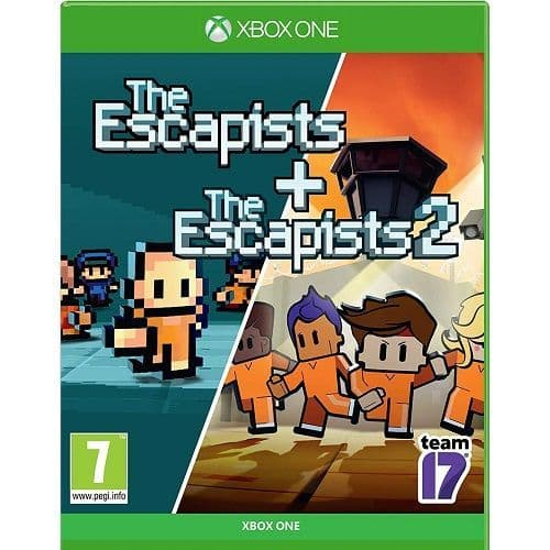 The Escapists & The Escapists 2 Double Pack Xbox One Game