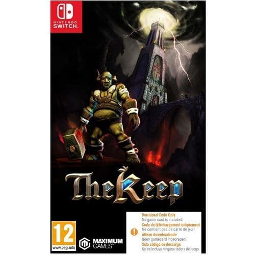 The Keep [Code In Box] Nintendo Switch Game
