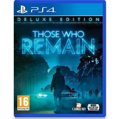 Those Who Remain PS4 Game
