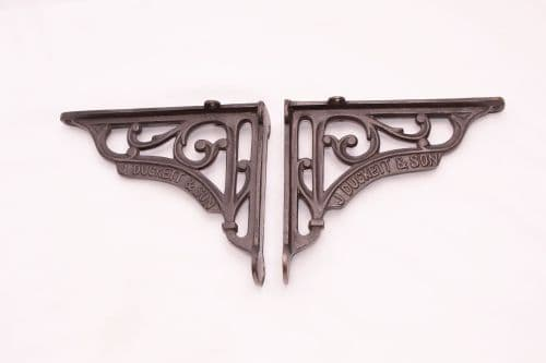 'J Duckett & Son' Shelf Bracket
