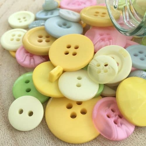 Assorted Button Packs - Great Value!