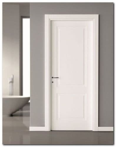 Brooklyn White Interior Door