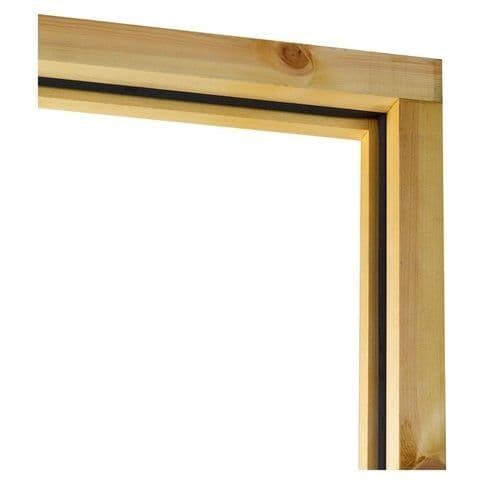 Double Door Frame External Open-Out
