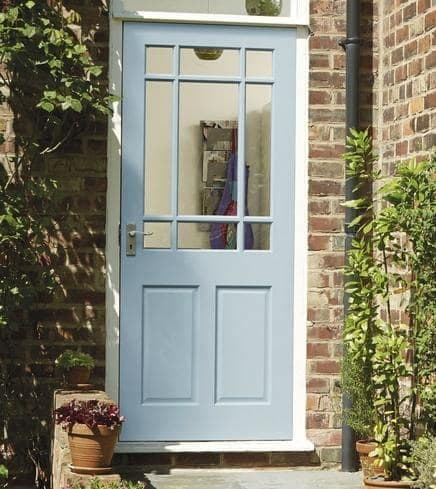 Kendal Bosworth External Door | Double Glazed front door | external door | Wooden door
