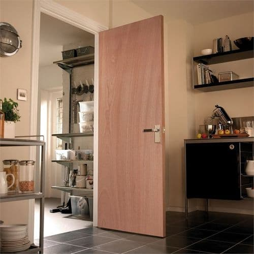 Ply Flush Finish Interior Door