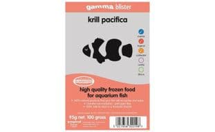 Gamma Krill Pacifica Blister Pack 100g