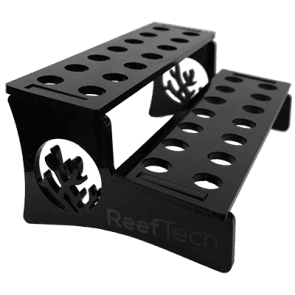 Reef Tech Stack Rack, 2 Tier, 28 hole