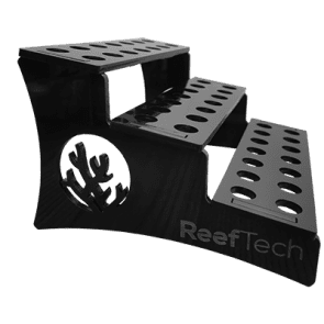 Reef Tech Stack Rack, 3 Tier, 42 hole