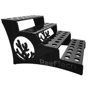 Reef Tech Stack Rack, 4 Tier, 56 hole