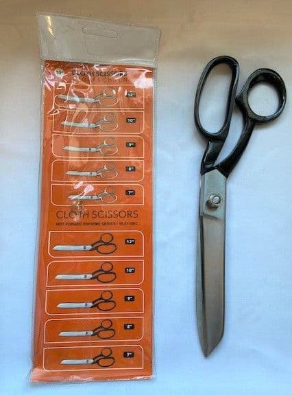 "10"" Cloth Scissors  OUT OF STOCK"