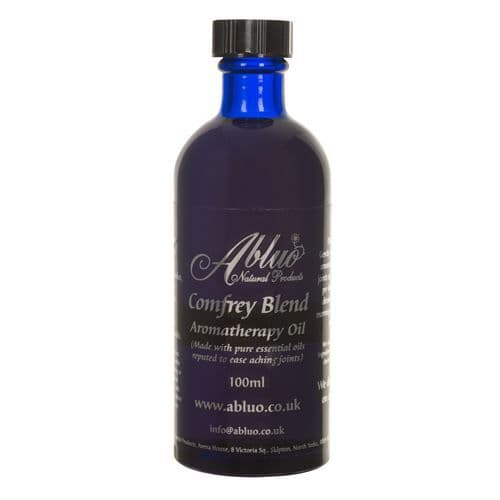Abluo Comfrey Blend Aromatherapy Oil 100ml