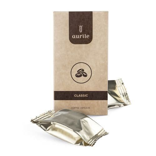 Aurile Classic Coffee Capsules (10x5.5g)