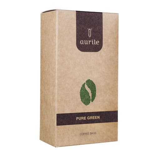 Aurile Pure Green Coffee Bags 20x7g
