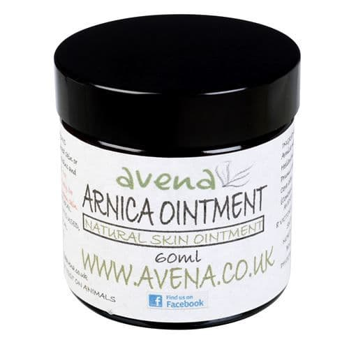 Avena Arnica Ointment.  Muscular Pain Treatment