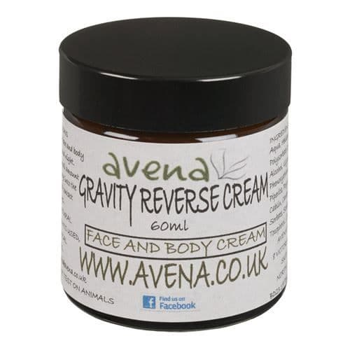 Avena Gravity Reverse Cream-Anti-Ageing Face & Body Cream