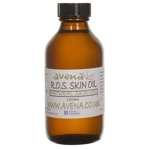 Avena Rosacea Skin Oil - Helps Aid The Healing and Clearing Of Skin Marks