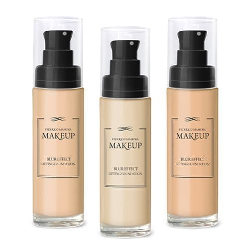 Federico Mahora Blur Effect Lifting Foundation