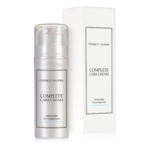 Federico Mahora Complete Care Cream